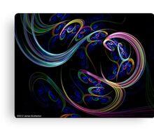 Creative Crystal Canvas Print