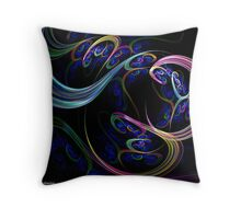 Creative Crystal Throw Pillow