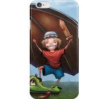 Dragon Slayer iPhone Case/Skin