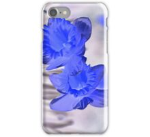 Inverted Flowers iPhone Case/Skin
