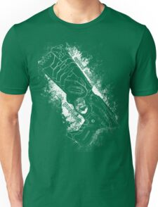 The system holds justice at gunpoint Unisex T-Shirt