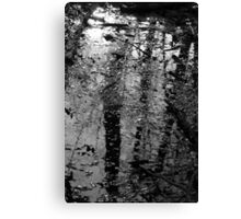 Weland Reflections 2 Canvas Print
