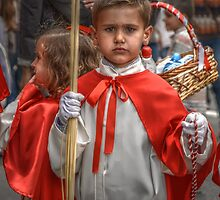 Palm Sunday by Lorenzo Salas-Morera