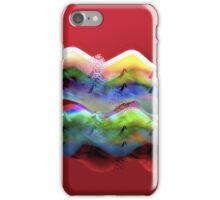 Ocean-Race iPhone Case/Skin