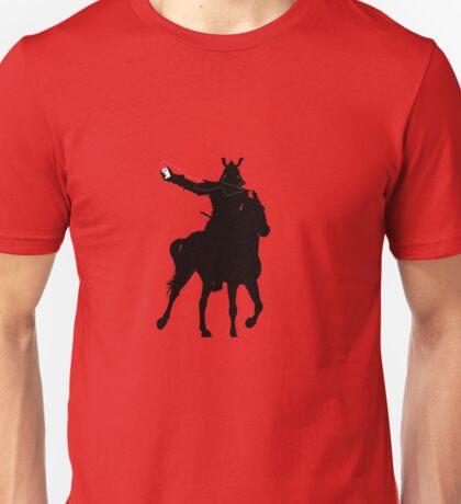The Podcasting Samurai Unisex T-Shirt