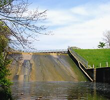 lady in the dam by jclegge