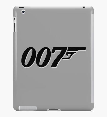 007 spectre logo iPad Case/Skin