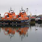 Kirkwall Lifeboats by lezvee