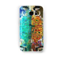 Gustav Klimt Glitch - Hope II Samsung Galaxy Case/Skin