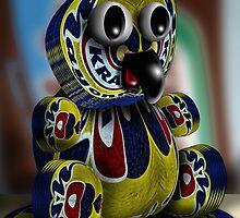 Owlbear Stuffins by GolemAura