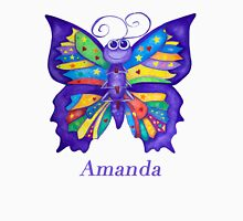 A Yoga Butterfly for Amanda Unisex T-Shirt