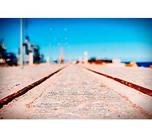Pier 1 Photographic Print