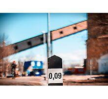 0,09 Photographic Print