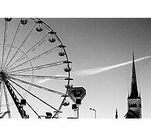 Wheel of Photographic Print