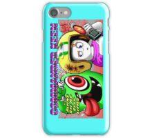 Commander Keen 6 - Aliens Ate My Baby Sitter! iPhone Case/Skin