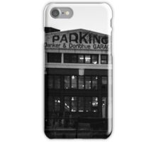 Danker Garage iPhone Case/Skin
