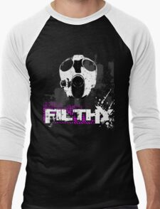 Filthy Men's Baseball ¾ T-Shirt