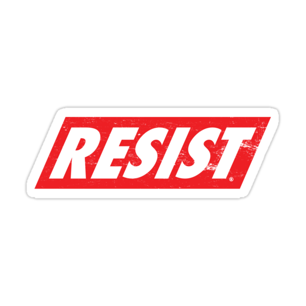 Resist 2 by superiorgraphix