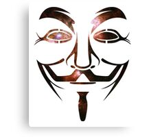 Vendetta Canvas Print