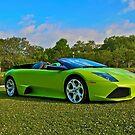 Lamborghini Murcielago Convertible by Mike Capone