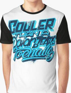 Cooler Than A Polar Bear's Toenails Graphic T-Shirt