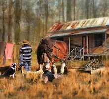 Wash Day by Trudi's Images