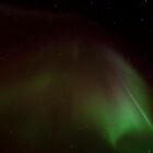 Aurora Borealis Yukon by Margaret Goodwin