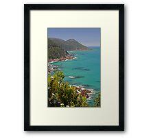 Australia 2011-2012 Framed Print