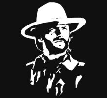 clint eastwood t-shirt by parko