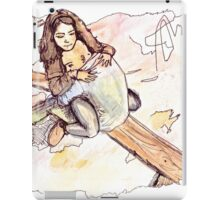 Young Love in the Park iPad Case/Skin