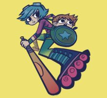 Ramona - Scott Pilgrim Kids Clothes