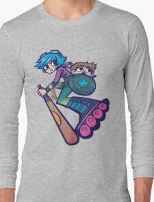 Ramona - Scott Pilgrim Long Sleeve T-Shirt