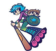 Ramona - Scott Pilgrim Photographic Print