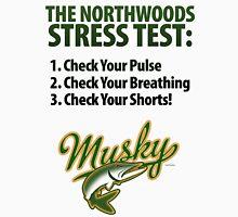 Musky Stress Test Unisex T-Shirt