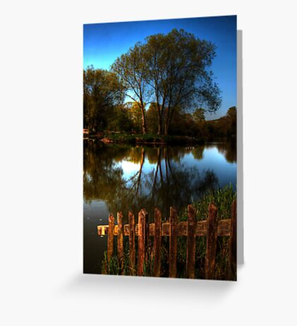 Capstone Country Park  Greeting Card