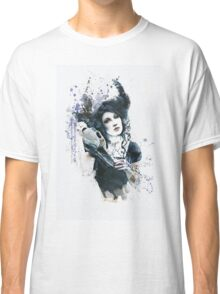 Reminders Abstract Portrait Classic T-Shirt