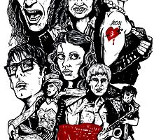 Rocky Horror Picture Show by ArtOfOldSchool