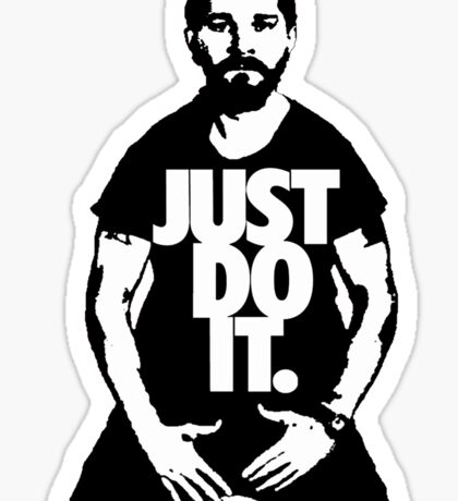 JUST DO IT!!! 2 Sticker
