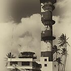 WW2 Control Tower by Daniel Carr