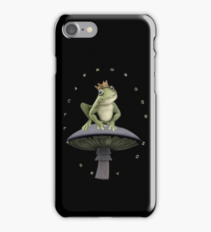 ✾◕‿◕✾FROG=FULLY RELY ON GOD>>FROG IPHONE CASE-PILLOW-JOURNAL-TOTE BAG-SCARF-ECT✾◕‿◕✾ iPhone Case/Skin