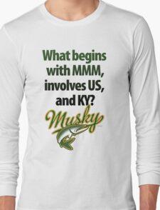 Spell Musky Long Sleeve T-Shirt