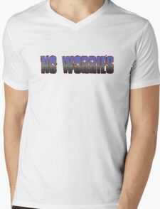 No Worries - Australian Slang Mens V-Neck T-Shirt