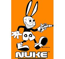 NUKE - Tweaked Photographic Print