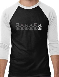 The Pack Men's Baseball ¾ T-Shirt
