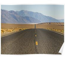 Badwater Road Poster