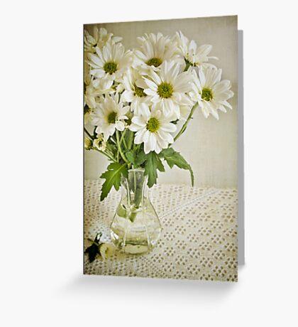 Simply Daisies Greeting Card