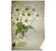 Simply Daisies Poster