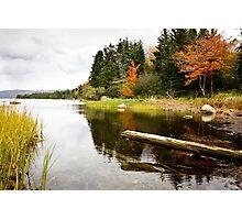 Atlantic Autumn Photographic Print