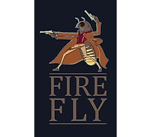 Firefly Photographic Print