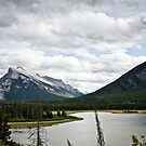 Mount Rundle Landscape by CormacEby